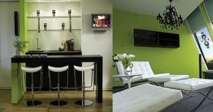 Thiết kế nội thất đơn giản và sang trọng.(Phần cuối)