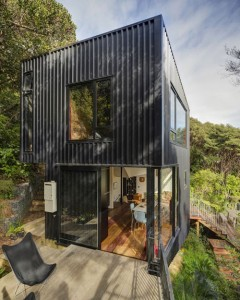 Thiết kế nhà hòa mình với tự nhiên.