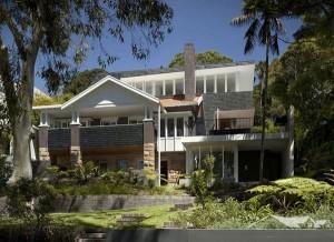 Biệt thự hiện đại với kiến trúc xanh
