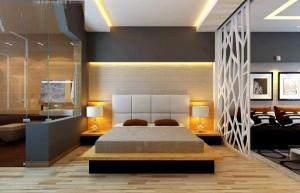 Mẫu nội thất phòng ngủ đẹp và hiện đại
