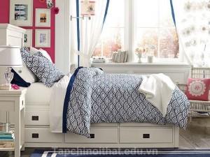 Giải pháp cho phòng ngủ có lối đi ban công