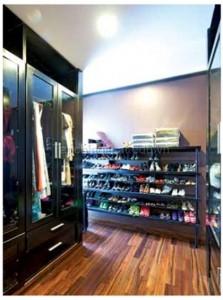 Phòng để trang phục