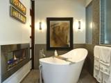 Những mẫu bồn tắm độc đáo cho phòng tắm sang trọng