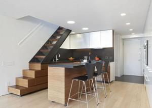 Thiết kế nội thất thông minh cho nhà nhỏ hẹp (Phần Cuối)