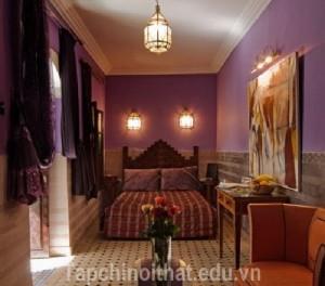 Phong cách Ma-rốc cho phòng ngủ của bạn