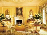Nội thất phòng khách theo phong cách cổ điển 2013