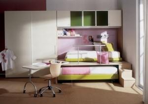 Nội thất hiện đại cho phòng trẻ em