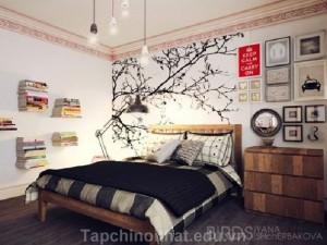 Trung tính – Sắc màu cho phòng ngủ