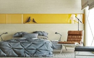 Trung tính - Sắc màu cho phòng ngủ