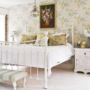 Trang trí phòng ngủ cho khách