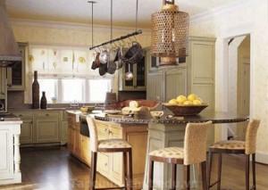 Cách thiết kế căn phòng bếp trở nên độc đáo