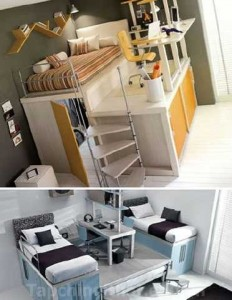Giường ngủ cho trẻ