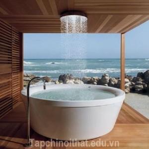 Mẫu thiết bị đáng tiền cho phòng tắm sành điệu