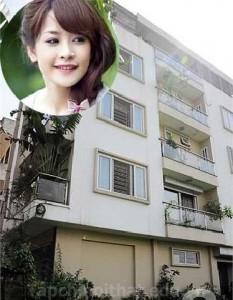 Nhà đẹp nữ tính của hot girl Chi Pu