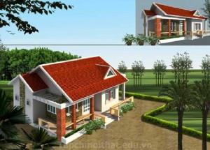 Những điều cần tránh khi thiết kế mái nhà