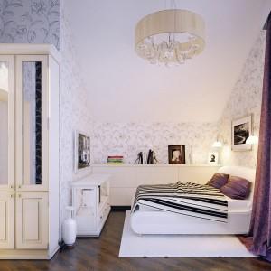 Thiết kế phòng ngủ cực cute cho lứa tuổi teen