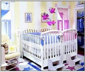 Phòng ngủ sinh đôi đẹp