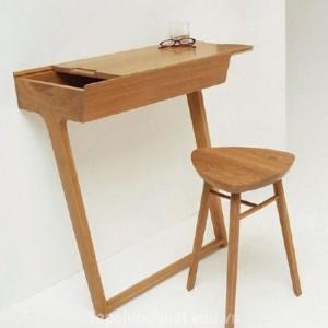 Các kiểu bàn làm việc tối ưu cho không gian nhỏ
