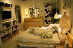 Chiếu sáng cho phòng ngủ: Không dễ dàng