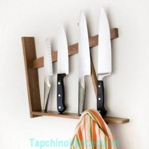 Những cách lưu trữ dao khiến các bà nội trợ mê mẩn