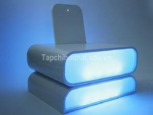 Ngạc nhiên với mẫu bàn ghế cảm ứng siêu độc