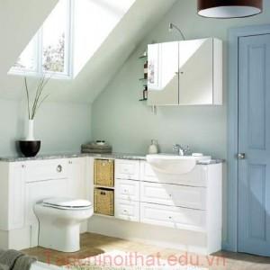 Hoàn thiện phòng tắm với nội thất ton-sour-ton