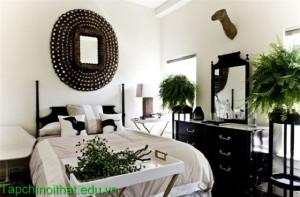 Nhà đẹp hơn nhờ mẹo phối màu hoàn hảo với nội thất màu đen