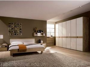 Phòng ngủ quyến rũ với 6 phong cách độc đáo