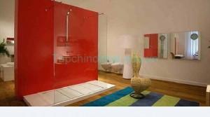 Phòng tắm sống động cùng màu sắc