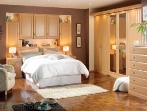Phòng ngủ đẹp cho gia đình