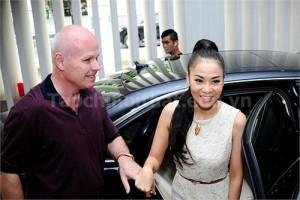 Nhà đẹp của nữ hoàng nhạc dance Thu Minh