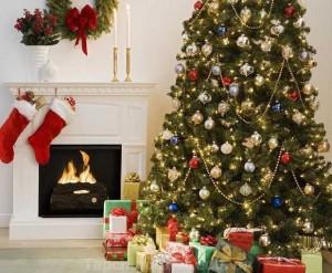 Cây Noel mang phong cách cổ điển
