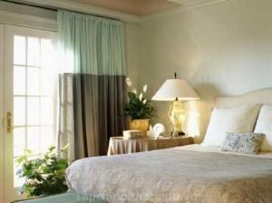 Cây xanh trong phòng ngủ