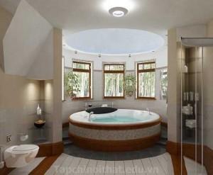 Cửa sổ cho phòng tắm thêm đẹp