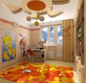 Cửa sổ cho phòng trẻ em thêm đẹp