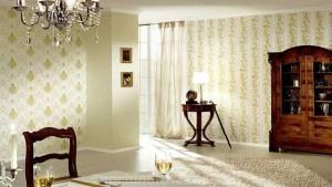 Trang trí không gian nhà với mẫu giấy dán tường độc đáo