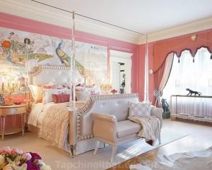 Phòng ngủ đẹp trong chuyện cổ tích