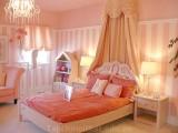 Phòng ngủ xinh đẹp dịu dàng cho các cô nàng