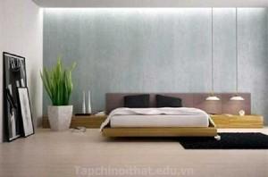 Trang trí phòng ngủ bằng cây cảnh