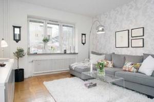 Trang trí nhà với giấy dán tường đẹp