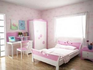 Điều hòa màu sắc trong phòng ngủ