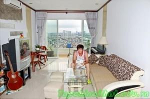 Ngắm căn hộ của hot boy Huỳnh Anh