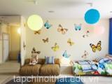 Những mẫu phòng ngủ cực đáng yêu dành cho bé