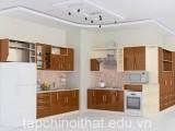 Những nguyên tắc không thế thiếu khi thiết kế nội thất phòng bếp