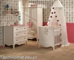 Phòng ngủ cho bé sơ sinh cần theo nguyên tắc phong thủy nào?