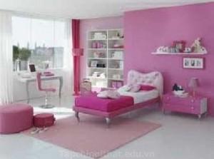 Phòng ngủ đẹp cho bé yêu thêm dịu dàng