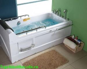 Nghỉ dưỡng tại nhà với bồn tắm mát xa