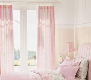 Trang trí rèm cửa cho phòng ngủ