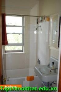 Sửa sang phòng tắm với giá dưới 1 triệu đồng