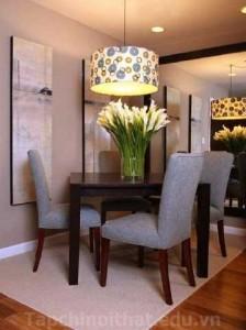 Thiết kế ánh sáng cho nội thất phòng